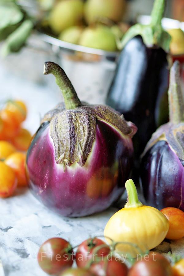 Italian Eggplant | FiestaFriday.net