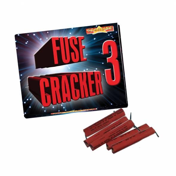 Fuse cracker pétard à meche