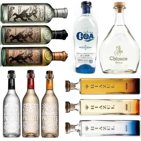 Degustación de tequila