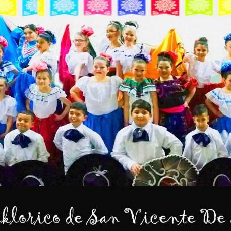 Ballet Folklorico de San Vicente De La Cienega