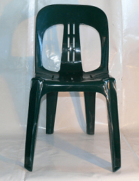 Green Stack Chair
