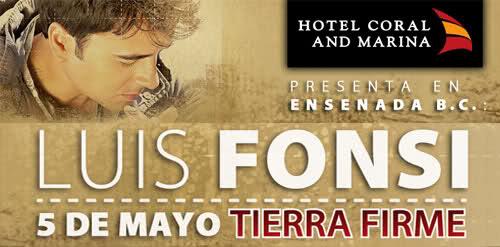 Luis Fonsi en Ensenada