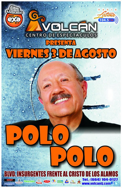Polo Polo en Tijuana 2012