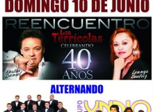 Los Terricolas en Tijuana 2012