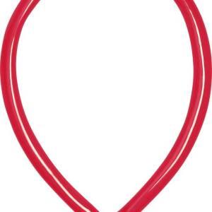 Abus kabelslot 650/65 Color rood