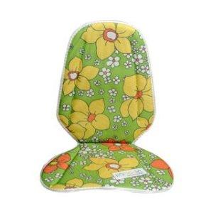 Kussentje/Inlay Mini Groene Bloemen