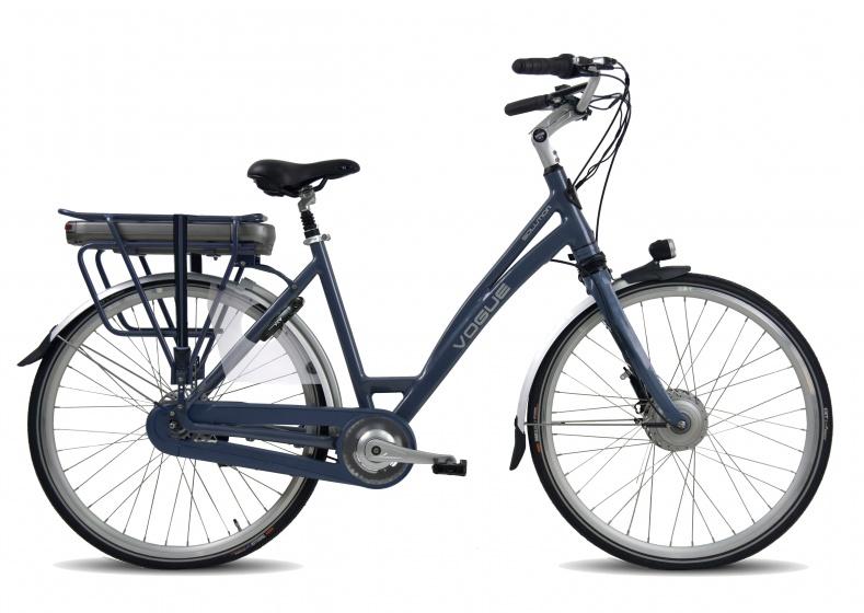 Vogue Solution 28 Inch 51 cm Dames 8V Rollerbrake Blauw