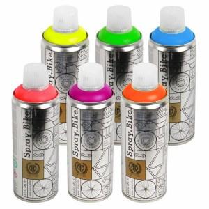 Spray.Bike Fiets Verf - Fluorescent Collection