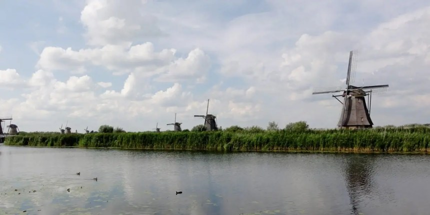 UNESCO World Heritage Kinderdijk