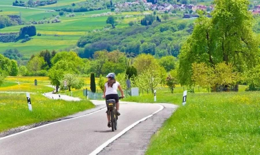 Bicicleta Alemania