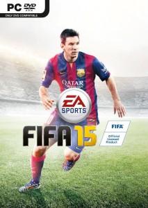 FIFA 15 kapak fotoğrafı PC
