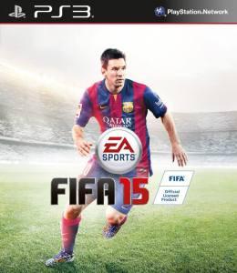 FIFA 15 kapak fotoğrafı PS3