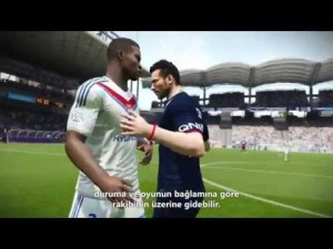 FIFA 15 Oynanış Özellikleri - Davranışlar ve Duygu Yoğunluğu (Türkçe Altyazılı)