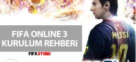 fifa online 3 kurulum rehberi
