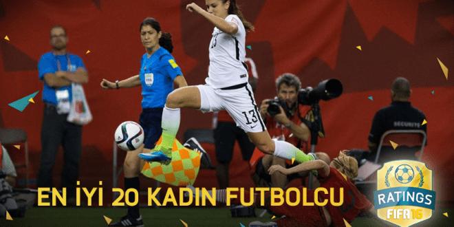 fifa 16 en iyi kadın futbolcular