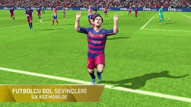 fifa 15 mobil oyun