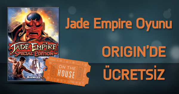 Ücretsiz Jade Empire Origin Oyunu