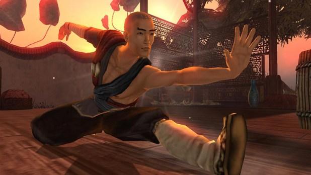 Ücretsiz Oyun Jade Empire-Monk Zeng