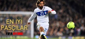 FIFA16 en iyi pas atan futbolcular