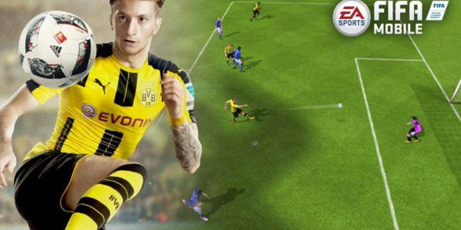 fifa 17 mobil oyunu