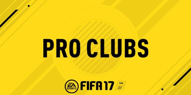 fifa 17 profesyonel kulüpler