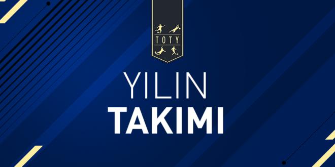 FIFA 17 TOTY – YILIN TAKIMI