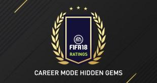 FIFA 2018 Kariyer Modu Yetenekli Yüksek Potansiyelli Futbolcular ve Gizli Cevherler
