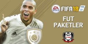 FIFA18 fut paketler listesi