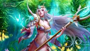 league of angels 2 oyunu Thera