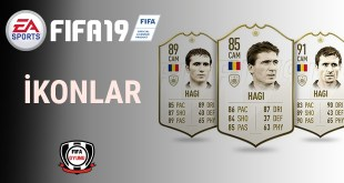FIFA19 ikonlar