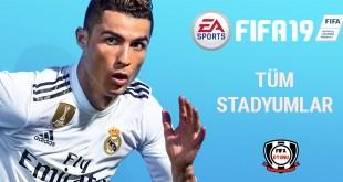 FIFA19-tüm stadyumlar