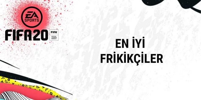 FIFA20-en iyi frikikciler