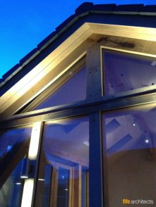 oak-frame-extension-lighting-fife