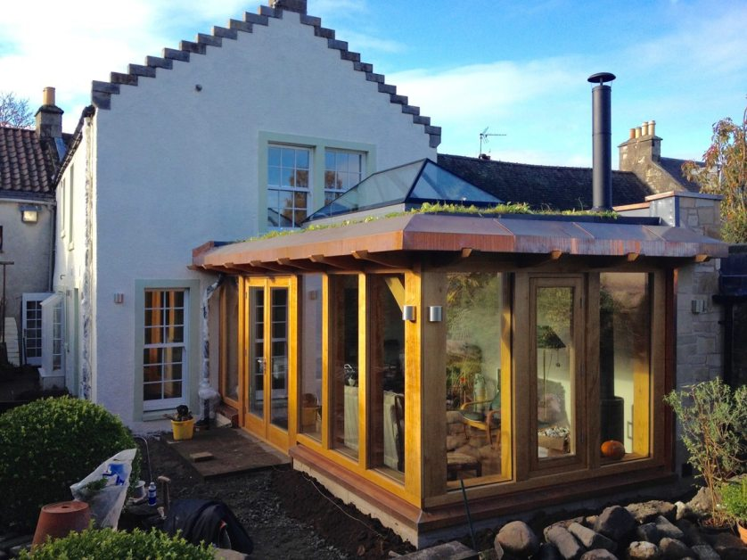 oak frame extension green roof - THE MOST AMAZING BEAUTIFUL CONSERVATORIES IDEAS AND PICTURES THE MOST BEAUTIFUL BEAUTIFUL CONSERVATORIES IMAGES