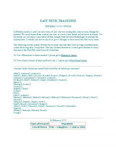 east-neuk-tragedies
