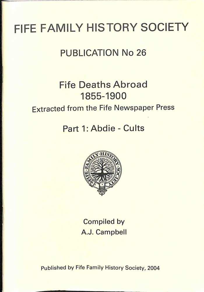 Publication 26, Fife Deaths Abroad, 1855-1900,