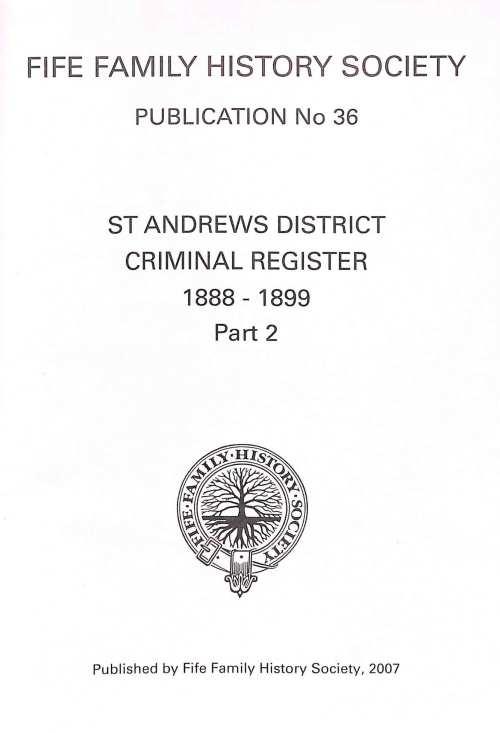 Publication No 36. 1888-1899