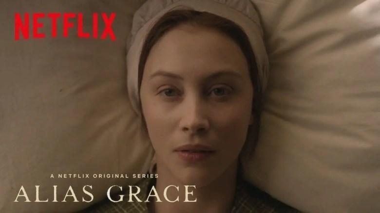 Best Canadian TV Shows - Alias Grace