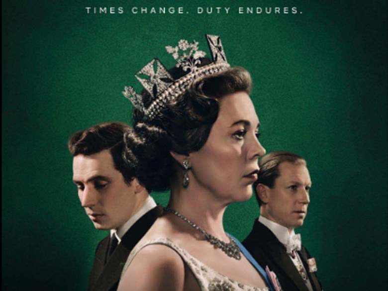 Best TV Series On Netflix- the crown