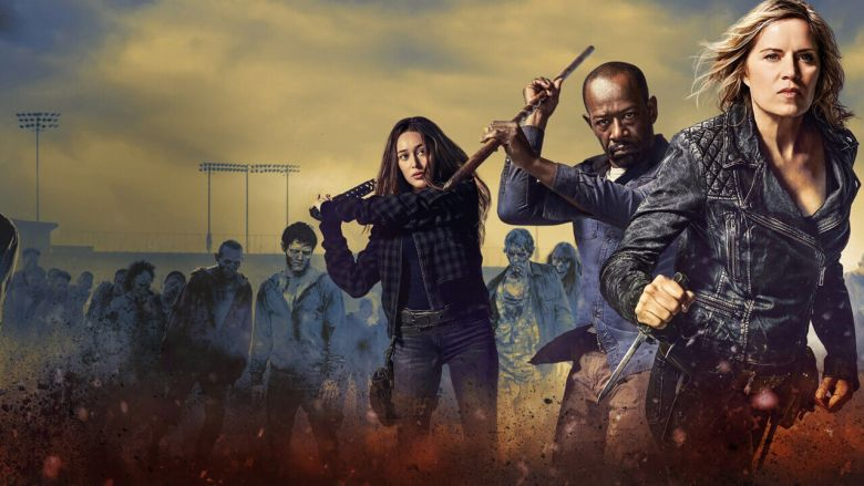 Best TV Shows On Amazon Prime Video - fear the walking dead