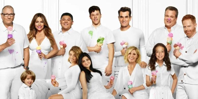 Modern Family Season 12 - Cast