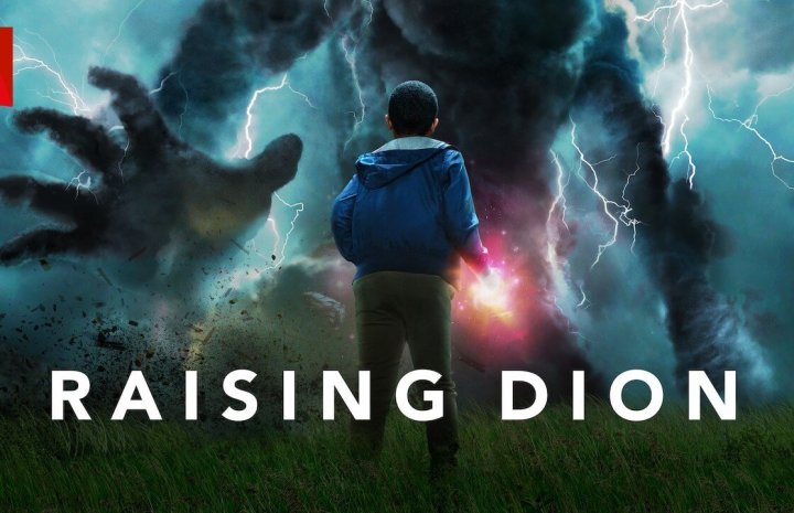 Raising Dion Season 2-All Set to Set The Stage on FIRE!