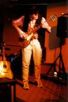 Dave Edwards at Meatwaters Festival, 2002