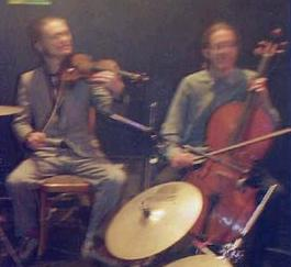 Sam Prebble & Mike Kingston