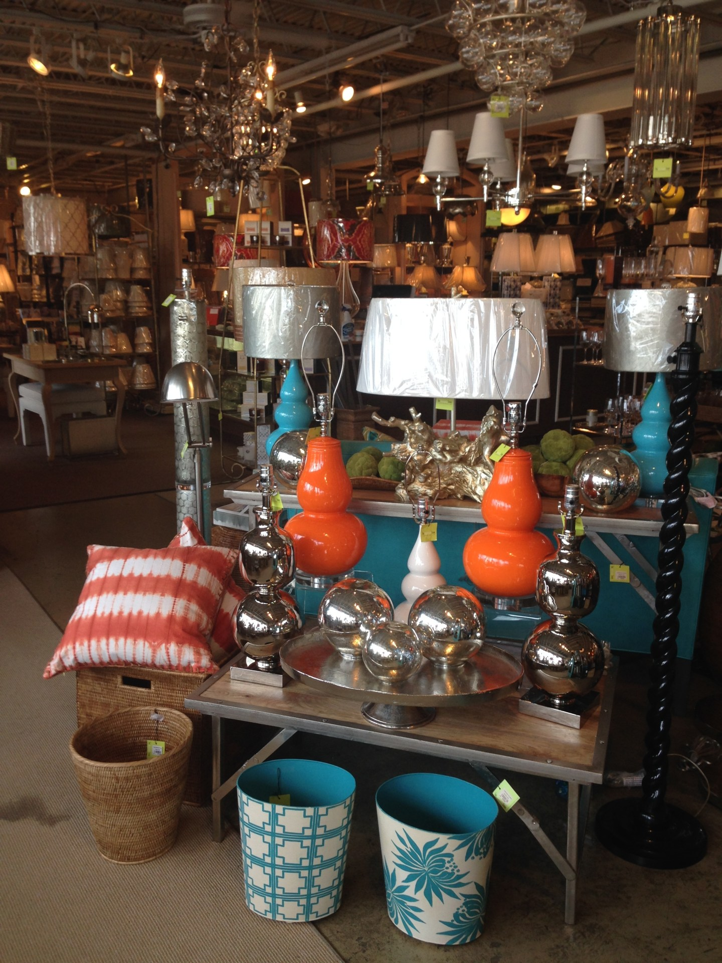 Chelsea Piers + Antiquing