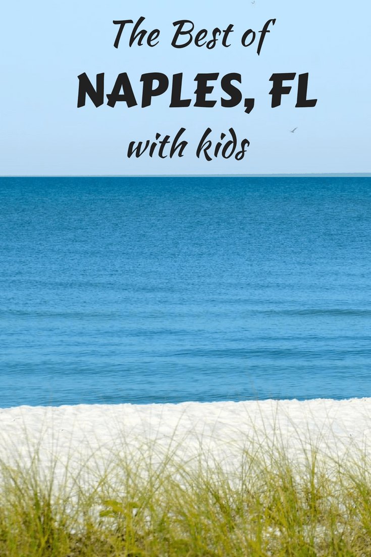 Top things to see and do with kids in Naples, Florida
