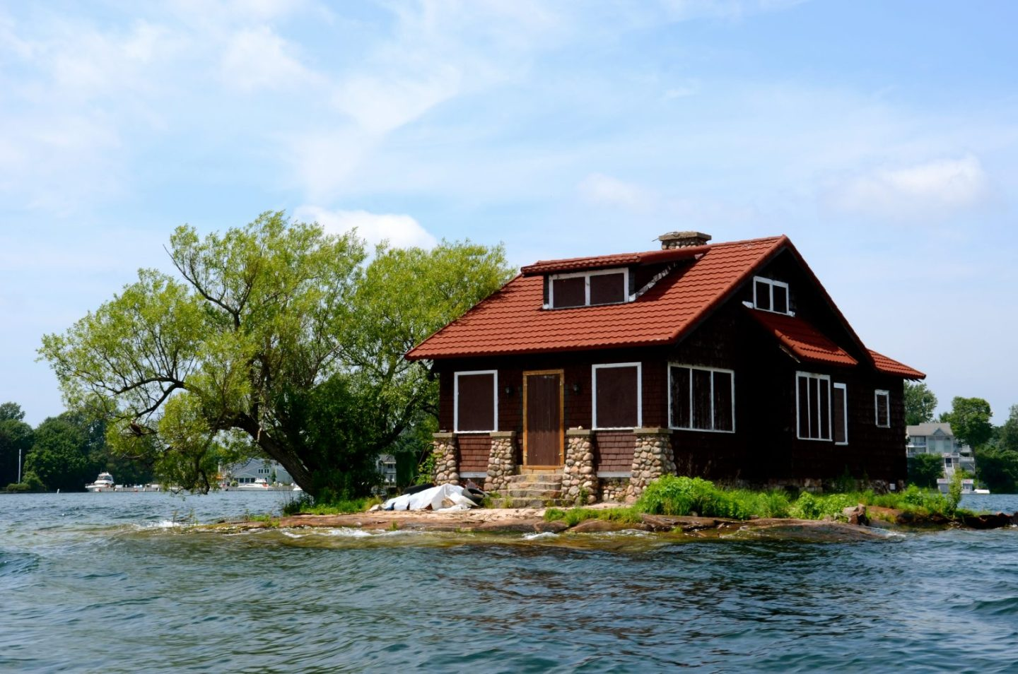 The Thousand Islands: A Totally Unique Summer Retreat