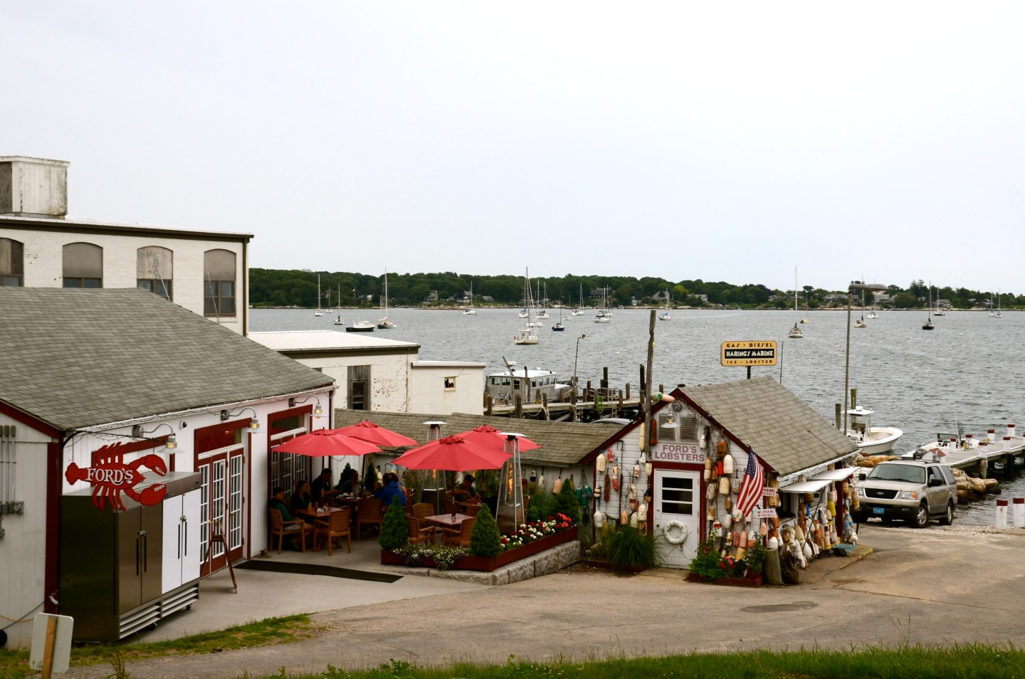 Noank and Stonington: Connecticut Seaside Charmers