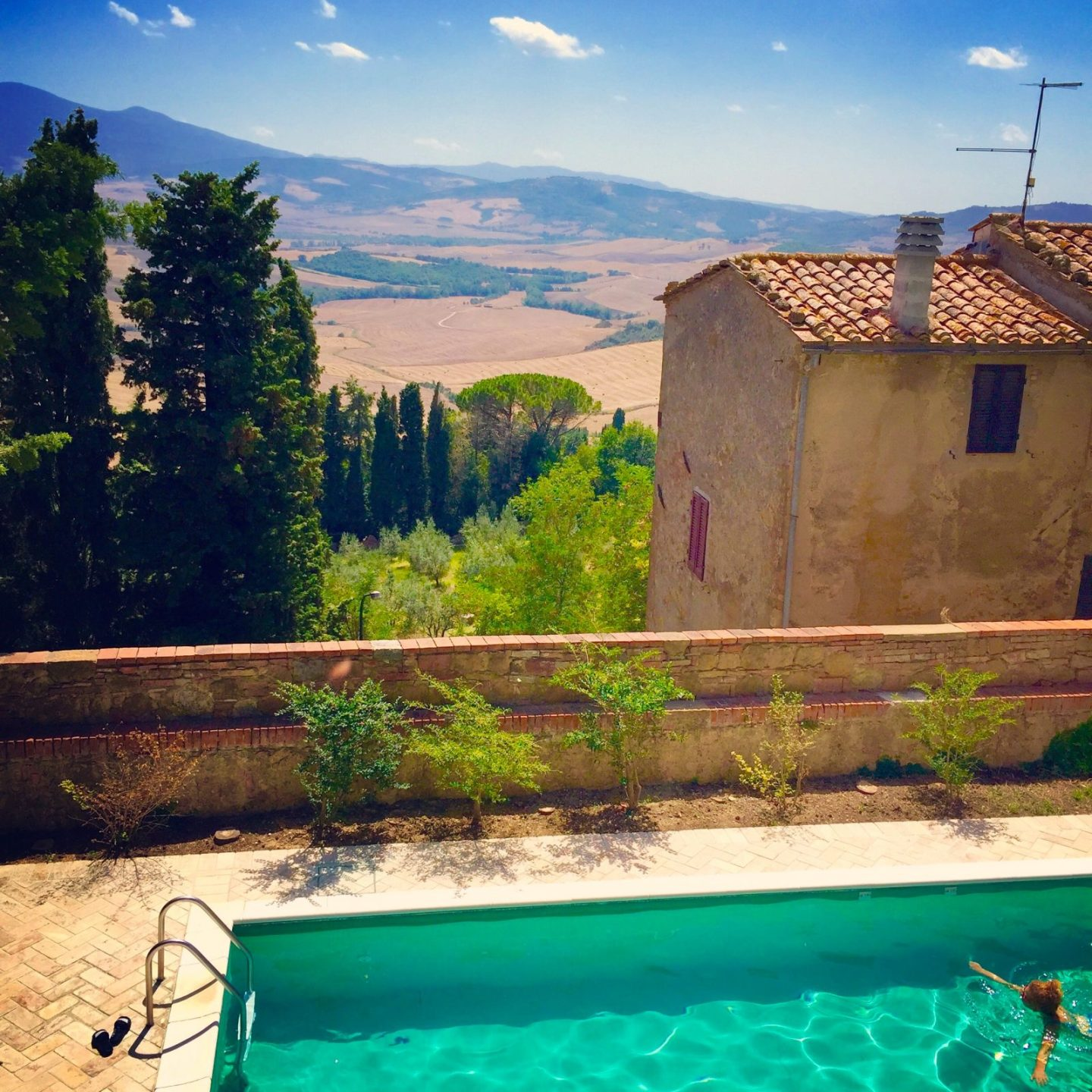 Aaahh…Pienza: Ultimate Tuscan Beauty