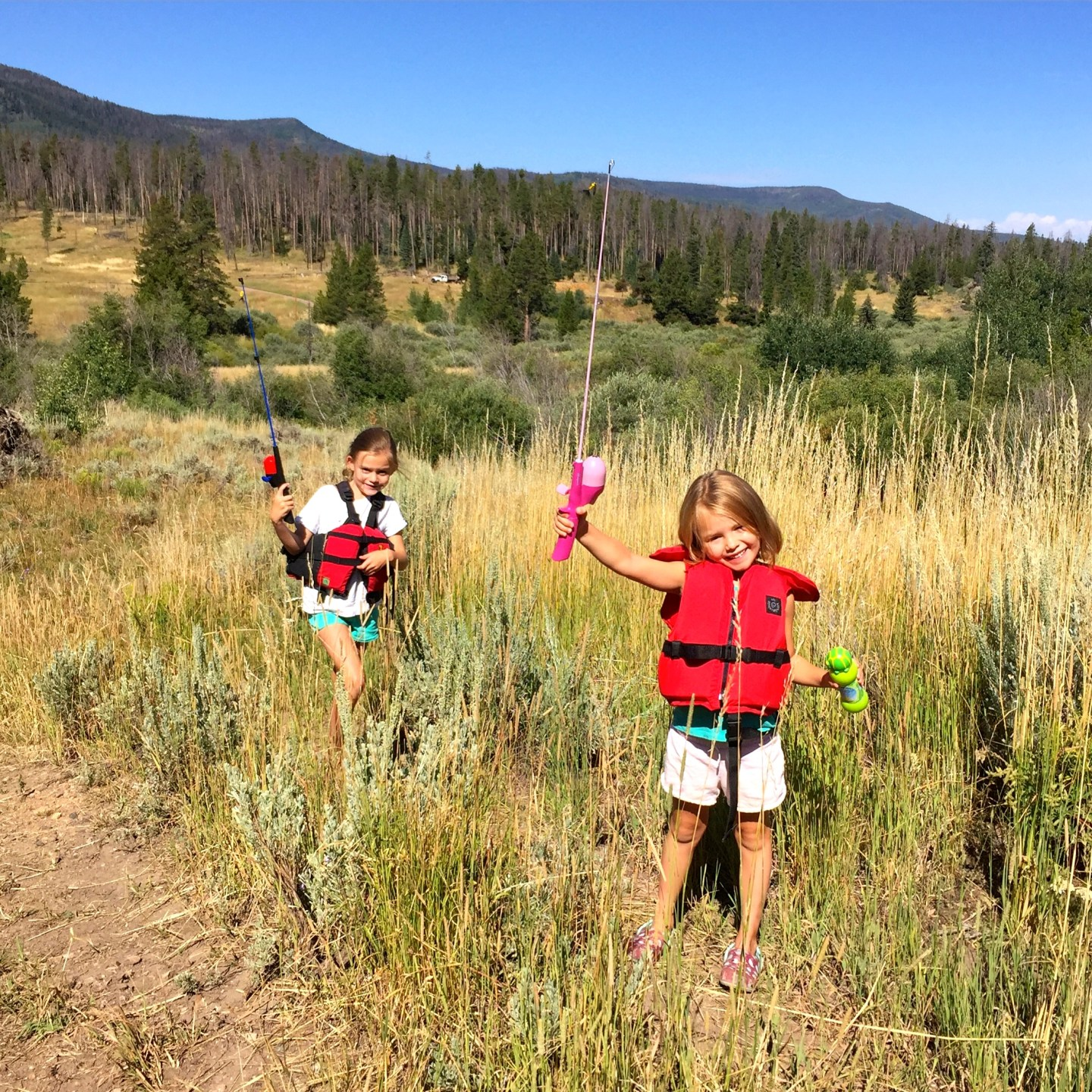 Things to do in Steamboat Springs in the summer, fishing
